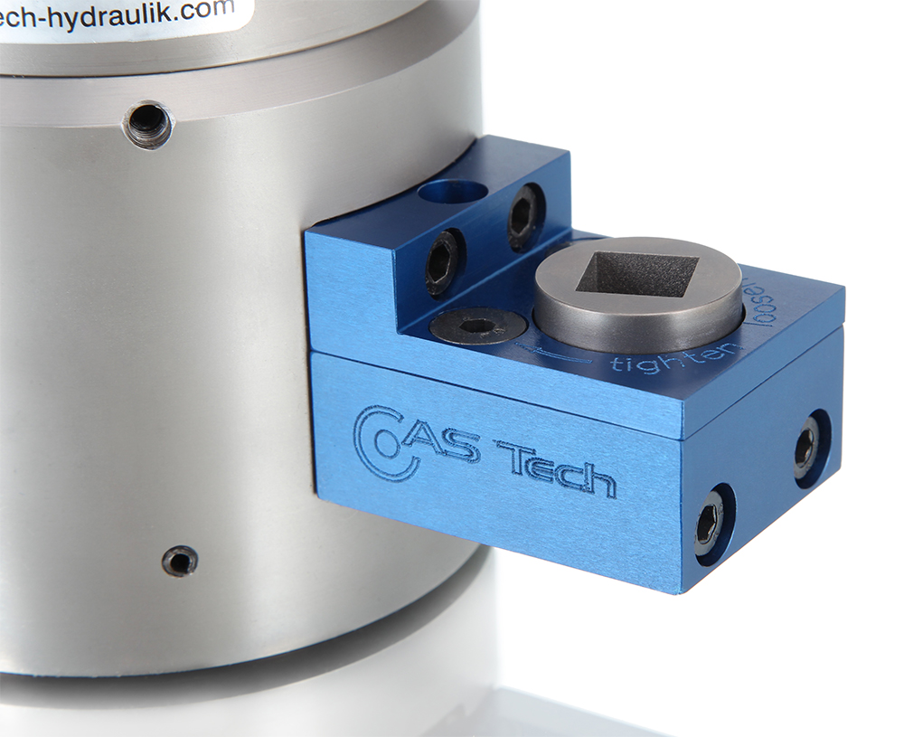AS Tech Mehrstufige Schraubenspannvorrichtung