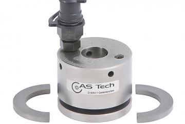 AS Tech Spannwegabhängige Ausführung mit Passblech