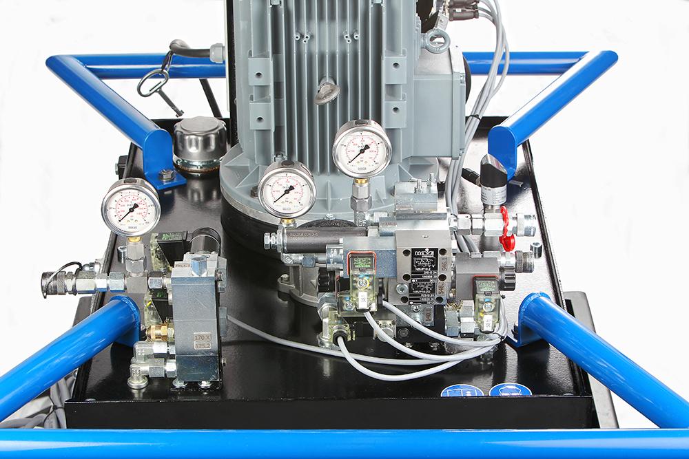 AS Tech Sonderhydraulik