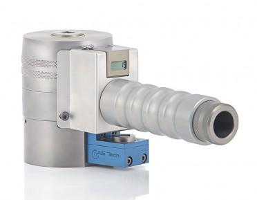 AS Tech Einstufige Schraubenspannvorrichtung mit Gewinde im Kolben