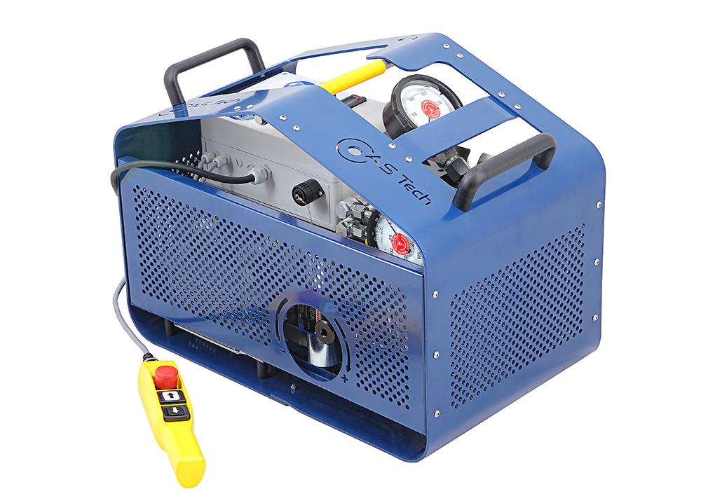 AS Tech Elektrohydraulikaggregat / Spanngeräteaggregat